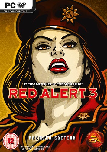 Command And Conquer Red Alert 3-RELOADED
