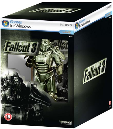 Fallout 3 je nezastavitelne tu!!!
