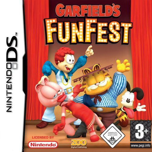 Garfield's Fun Fest DS