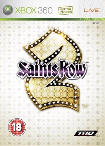 Saints Row 2 Limited Edition (Xbox 360)