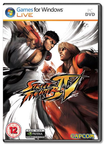 Street Fighter 4 pc game