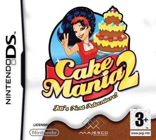 Cake Mania 2 DS