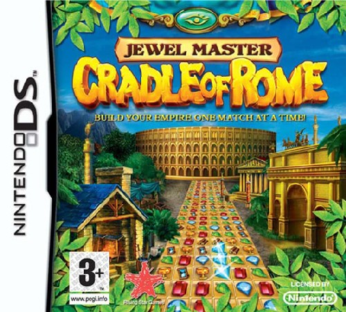Jewel Master : Cradle of Rome DS