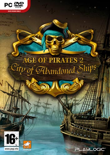 Age of Pirates 2 City of Abandoned Ships   PC