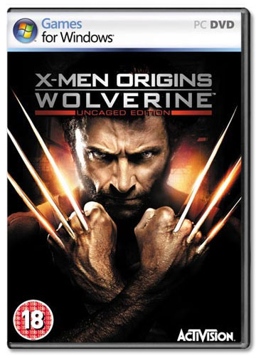 X-Men Origins - Wolverine pc game