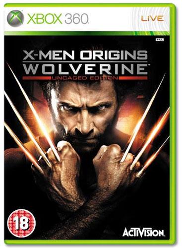 [XBOX360] X-Men Origins: Wolverine [2009/ENG]