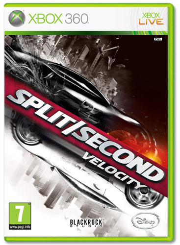 Split Second Velocity XBOX360-MARVEL