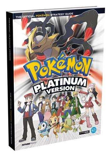 Pokemon Platinum - Guia Oficial Completa Prima Games Ingles