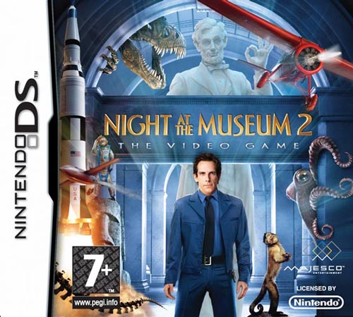 Night at the Museum 2 (DS)