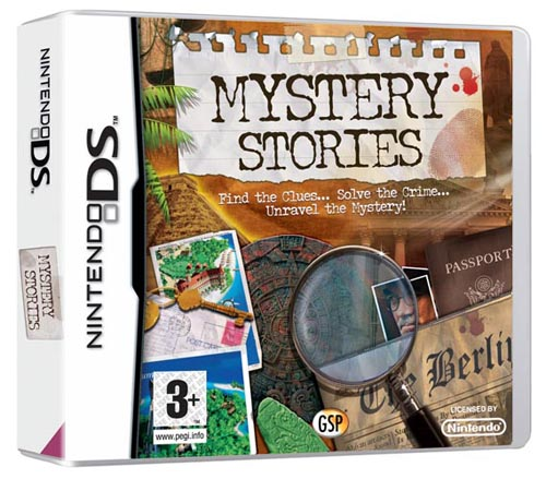 Mystery Stories (DS)