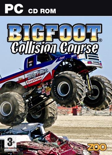 لعبة السيارات الثقيلة الرائعة Bigfoot