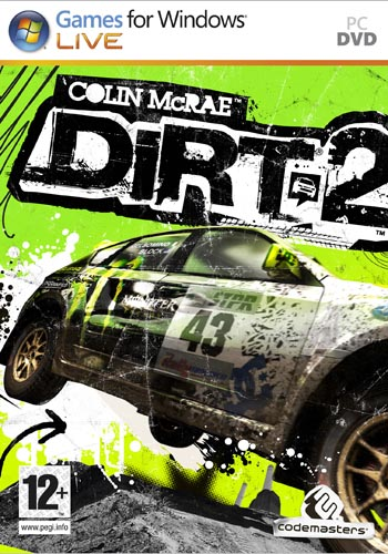 Colin McRae DIRT-2 [Carrera-rallies](2010) | Español/FULL+Crack /1 Link