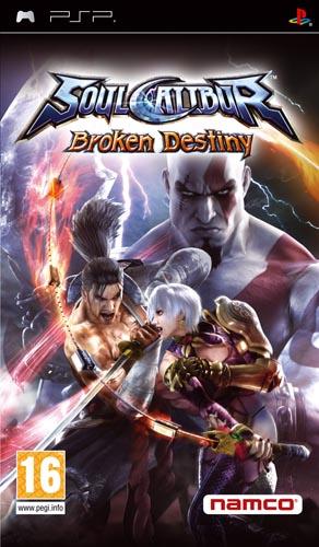 342940ps 500h Soul Calibur Broken Destiny