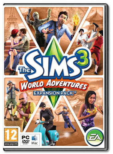 Download The Sims 3 - World Adventures Baixar Jogo Completo Full