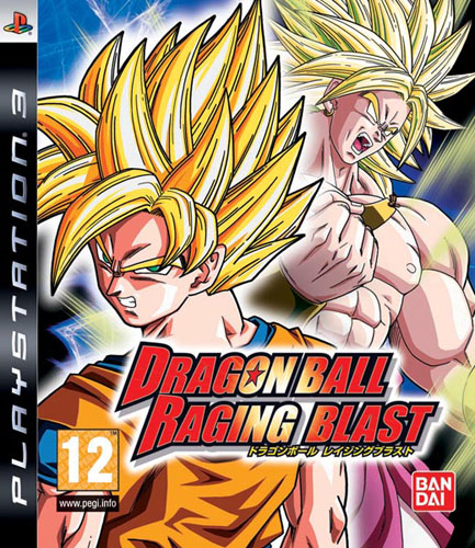 raging blast 3. Dragon Ball: Raging Blast