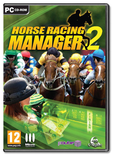 pc horse racing games