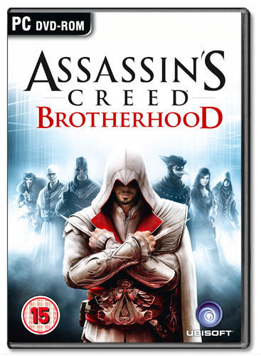 Новый Патч для Assassin's Creed Brotherhood.