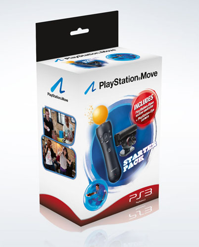 PlayStation Move Starter Pack (PlayStation 3)