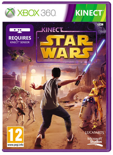 Star Wars (Kinect Compatible) (Xbox 360)