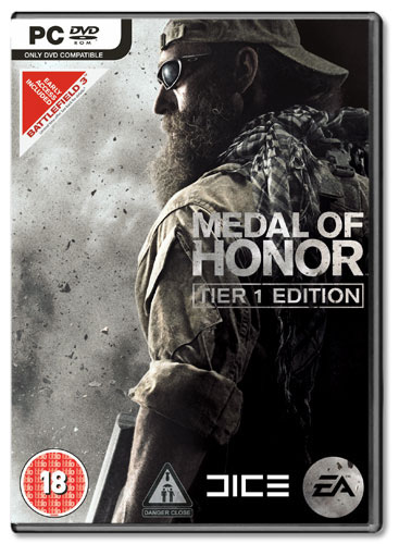 Medal of Honor: Tier 1 Edition (Electronic Arts) (RUS) [L]