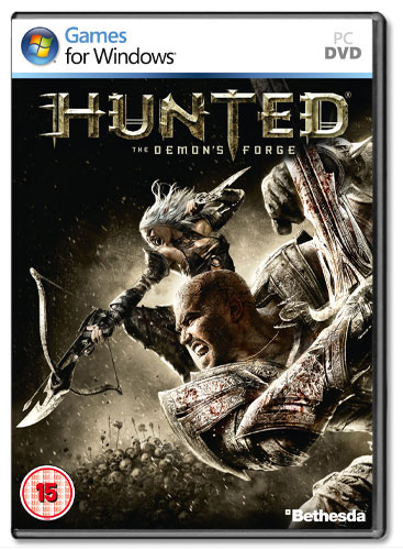 Свежее видео игры Hunted: The Demon's Forge