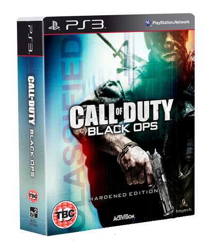 Call of Duty: Black Ops Hardened Edition (PlayStation 3)