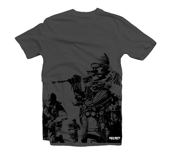 Call of Duty: Black Ops Squad T-Shirt L (Cool Stuff)