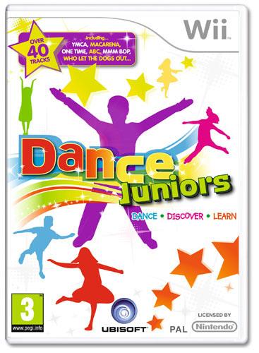 Dance Juniors PAL WII [FR] (Exclue) [FS]