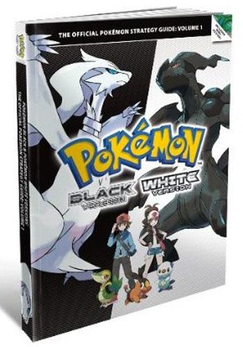 Pokemon Black And White Game Guide. Pokemon Black Version and
