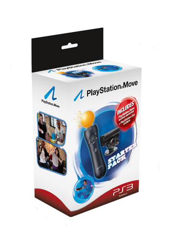 PlayStation Move Starter Pack 2 (PlayStation 3)