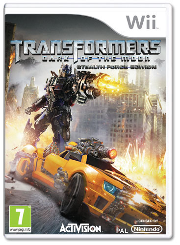 transformers 3 dark of the moon game wii. Transformers: Dark of the Moon