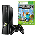 Xbox 360 4GB Console with Peggle 2 and Minecraft
