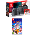 Nintendo 3DS Cosmos Black with Sonic Generations