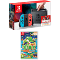 Nintendo 3DS Metallic Red with Sonic & All-Stars Racing Transformed