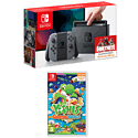 Nintendo 3DS Metallic Red with Paper Mario: Sticker Star