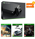 Xbox One X with Forza 7 + Assassin's Creed: Origins + Middle Earth: Shadow of War and NOW TV 2 Month Entertainment Pass