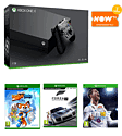 Xbox One X with Forza 7 + FIFA 18 + Super Lucky's Tale and NOW TV 2 Month Entertainment Pass