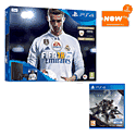 PlayStation 4 1TB FIFA 18 Console with Destiny 2 and NOW TV 2 Month Entertainment Pass