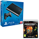 PlayStation 3 500gb with Minecraft