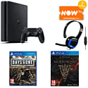 PlayStation 4 with Destiny + Vanguard, Call of Duty: Ghosts and PlayStation Plus 12 Month Subscription