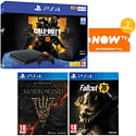 PlayStation 4 With Grand Theft Auto V, The Last Of Us Remastered Download & X-Men Days Of Future Past Bluray Movie
