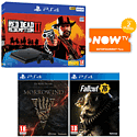 PlayStation 4 With Grand Theft Auto V, The Last Of Us Remastered Download & Watch Dogs