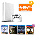 PlayStation 4 With DriveClub, DualShock 4 & The Last Of Us Remastered Download