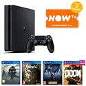 PlayStation 4 With DriveClub, Destiny Vanguard, Watch Dogs, DualShock 4, X-Men DOFP, 22 Jump Street, The Last Of Us Download