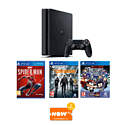 PlayStation 4 Console With LittleBigPlanet 3 Extras Edition & The Last Of Us Remastered Download