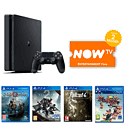 PlayStation 4 with The Last Of Us Remastered & The Order 1886