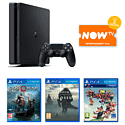 PlayStation 4 with Far Cry 4 & The Order 1886