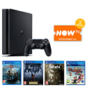 PlayStation 4 with DriveClub, Call Of Duty Advanced Warfare & The Order 1886