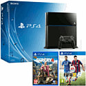 PlayStation 4 With FIFA 15 & Far Cry 4