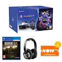 PlayStation 4 With The Witcher 3: Wild Hunt & Bloodborne